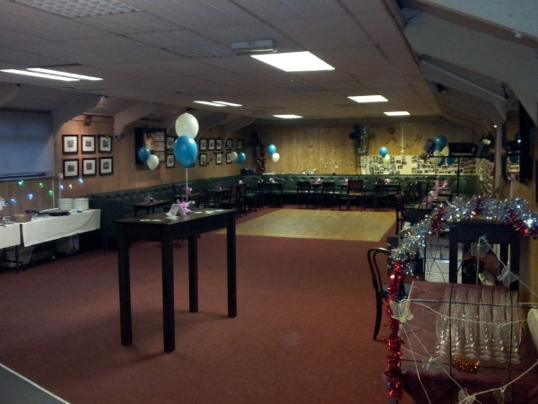 Booking The Function Room image