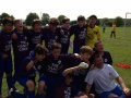 MPE FC U13s Win The Cup!