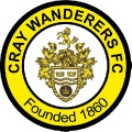 Cray Wanderers FC Monthly 100 Club Draw Results image