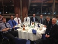 Fullers League Dinner Sandown Race Course 2012 still