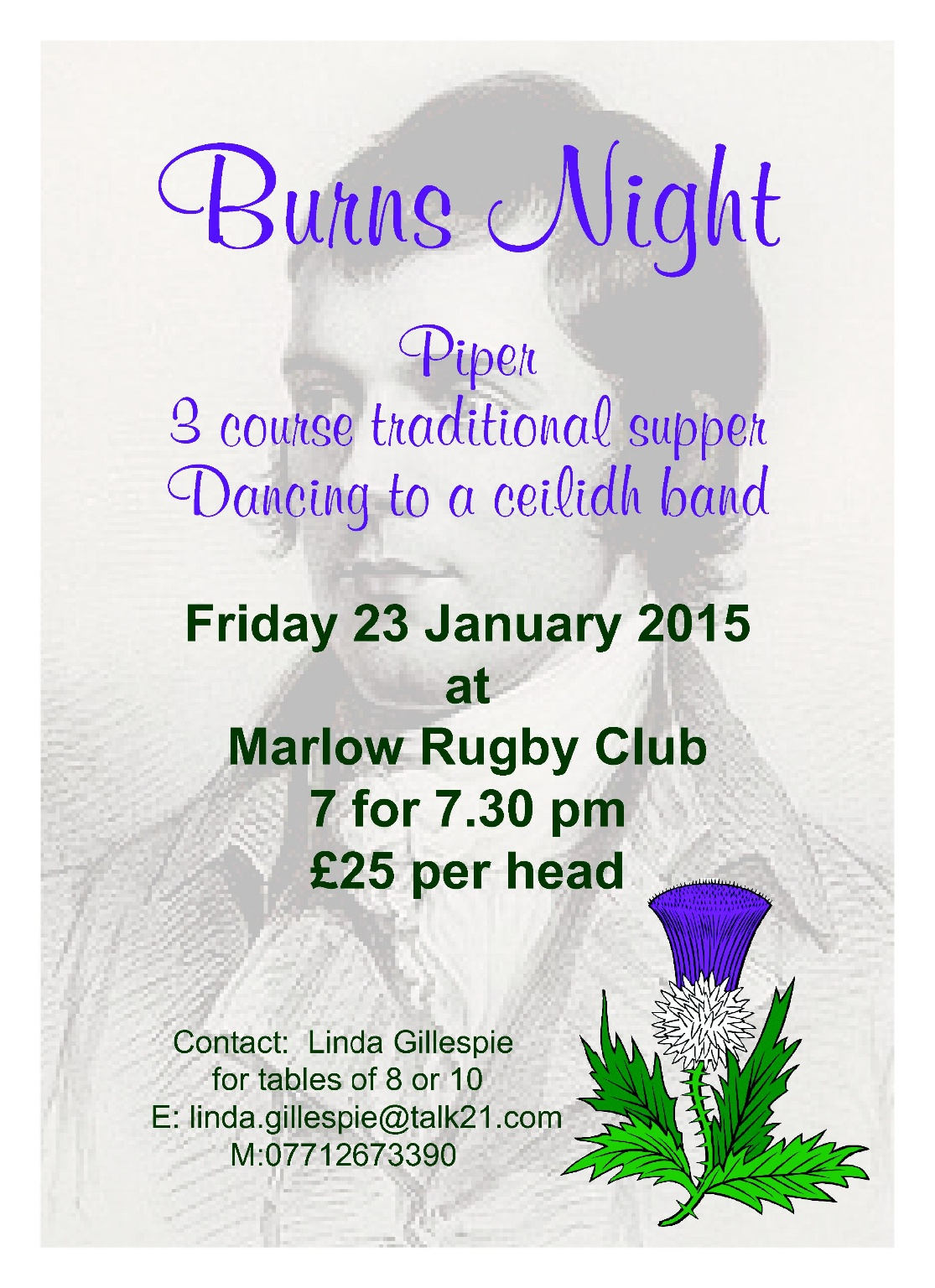 Burns night marlow rugby union football club comments m4hsunfo