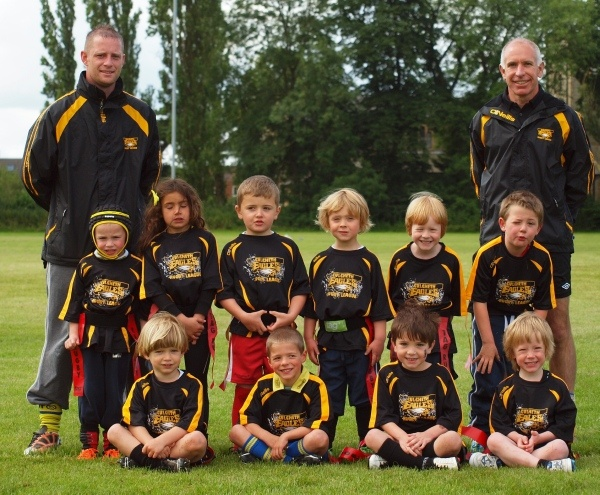 If you require more detais about joining The Eagles U5s 