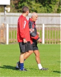 Leighton at Harefield Utd (Res) 06/10/12 still