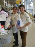 Tesco Bag Packing image