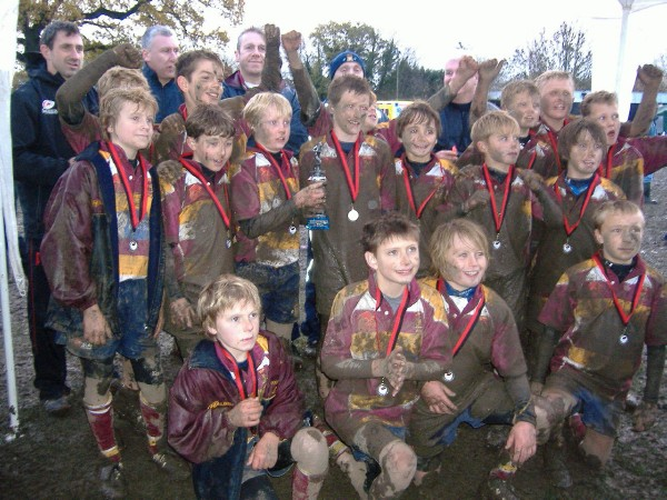 Sandal Sharks have had some very successful seasons in Mini Rugby and over the seasons the lads have developed into quite a formidable team. If you would like to come and