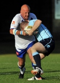2012 Inter Services v RAF still