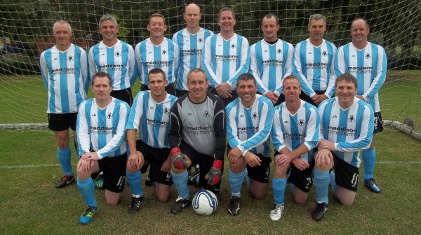 CBFC Vets 16th September 2012