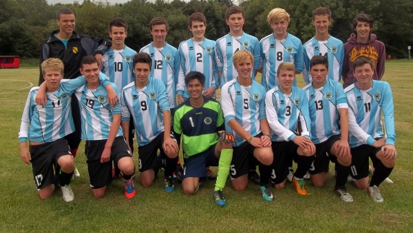 CBFC Boys U17 16th September 2012
