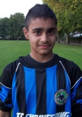 Chobham Burymead Boys 6 - 5 Tongham Boys (22/04/12) image