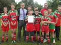 Keighley Cougar Cubs Clubmark Gold Presentation still