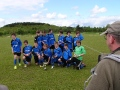 Pumpherston United Under 14 2012 Presidents Cup Final. still
