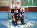 Under 11's beat Manchester RHC and Halifax RHC to reach the finals on the NCRHA Cup image