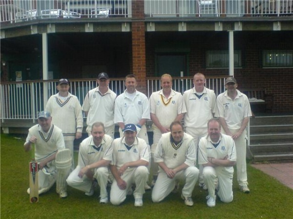 Back Row: Keith Gilder, Ged McKernan, Rob Murdoch, Gary Wood, Colin Rowe, Rick Paterson.