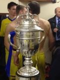 Cheshire Cup Winners 2012 still