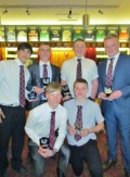 Under 17s Presentation night 24.5.13 still