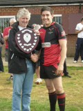 Nick Collins Memorial Rugby Match still