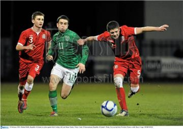 2 Nomads players represent Wales under 18s away to Republic of Ireland  image