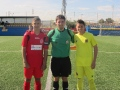 Nomads enjoy fantastic third day at Villareal.  image