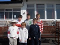 Kwik Cricket team for festival at West of Scotland CC