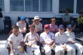 Kwik Cricket team for festival at Greenock CC