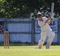 Huntly (Castle Park, Huntly) 186 vs 133 Arrowdawn Gordonians CC still