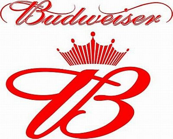 the gallery for gt budweiser crown logo vector