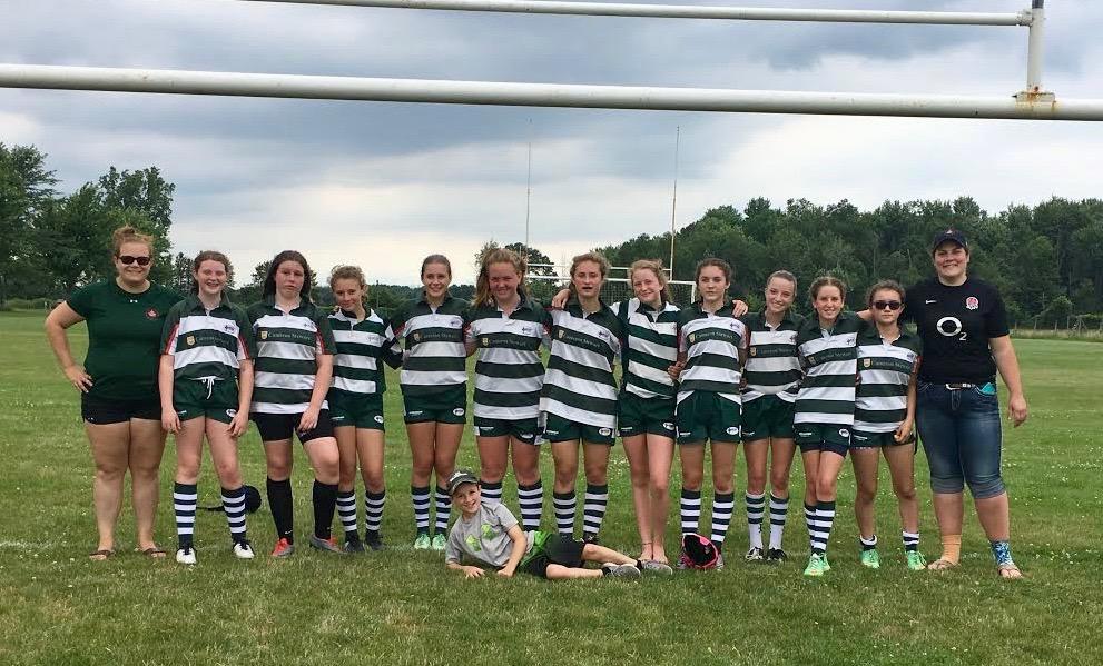 Fergus Highland Rugby Club 36 vs  5 Waterloo County - 18 July 2018