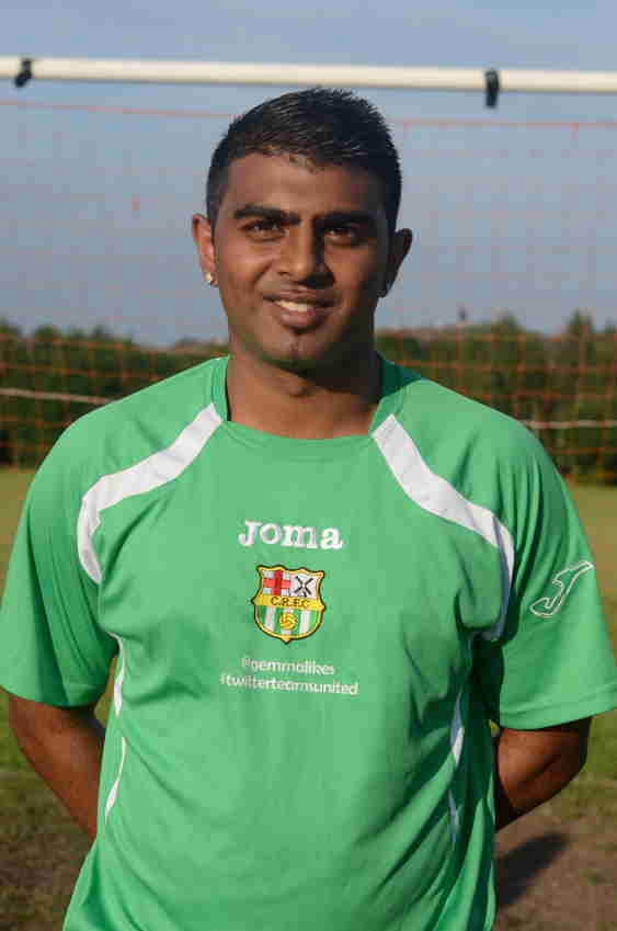 Patel vows to end goal drought