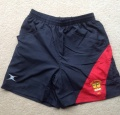 Club Leisure Shorts by Gilbert with Logo