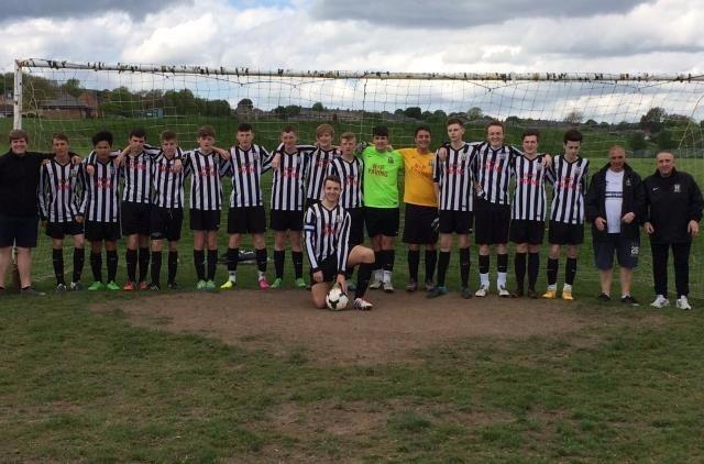 Durham City Juniors 4 Vs 5 Felling Magpies Fc 18 February 2018