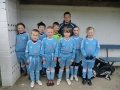 Holyhead tournament under 9 B's and Bill still