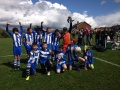 Lichfield City Leopards U11's are Tamworth League Champions