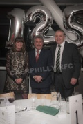Caerphilly 125th Anniversary Dinner Photographs