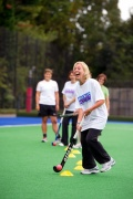 WOMEN IN BODMIN PICK UP THEIR STICKS AND GET BACK TO HOCKEY image