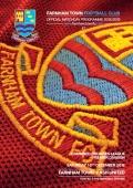FTFC v Ash United Matchday Programmes