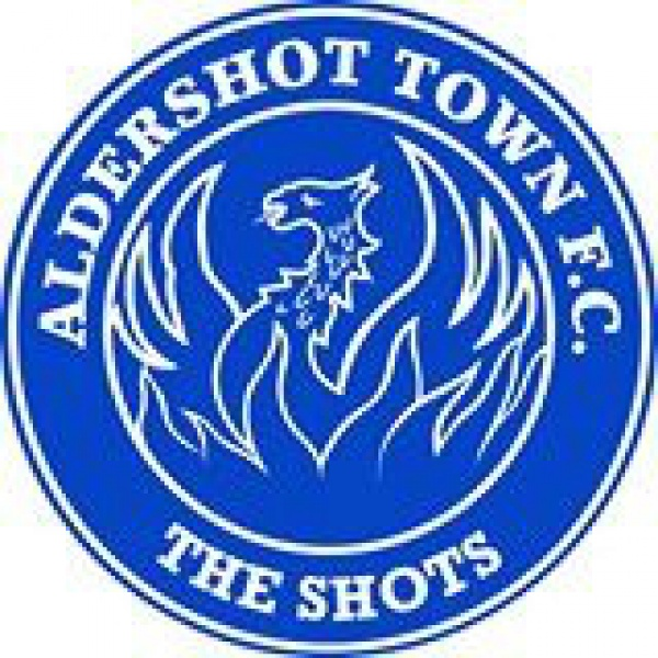 Aldershot Town Academy Club Photo