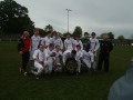 More pictures from the U18s Cup winners still