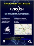 O2 Touch Rugby at Ruskin Park