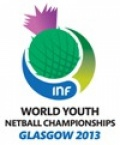 WORLD YOUTH NETBALL CHAMPIONSHIP - GLASGOW