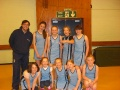 Dumfries Blues Juniors Debut at National Tournament