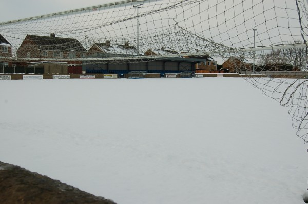 Snow go for Rangers image