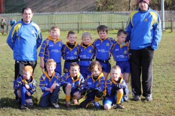 Penallta 'Mini Pitmen' - Under 7's