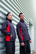Womens Team Softshell Jacket