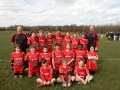 The might U12s go through to the Quarter Finals of Yorkshire Junior Cup