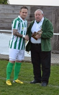 Rovers 2  Takeley 5 - 17/4/13 still