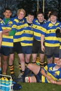 Five Hornet Colts selected for Shropshire Colts Team still