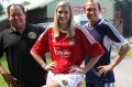 Wrexham FC Shirts On Sale In Eagles Meadow From Wednesday! image