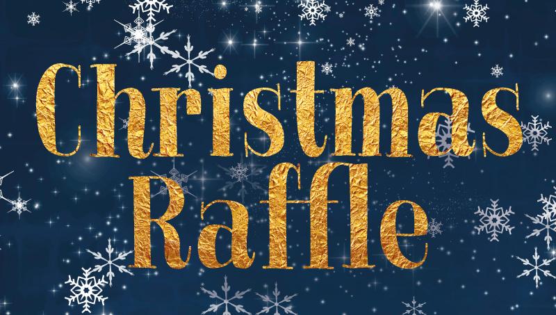 gafc christmas raffle - news