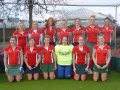 Ladies 2's V Lansdown still