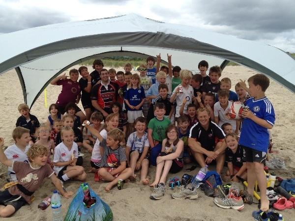 Beach Tag Rugby Festival